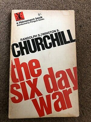 Acceptable - The Six Day War - Winston S. Churchill, Randolph S. Churchill 1967-