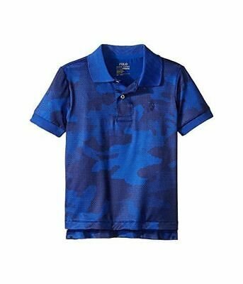 Polo Ralph Lauren Toddler Boys Tee Shirt Performance Short Sleeve NWT Size 2T