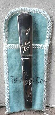 Tiffany & Co Sterling Silver Nail File 4""