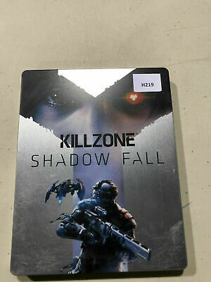 Killzone Shadow Fall - Limited Edition Steelbook + Game [PS4]  AS IS!! H219