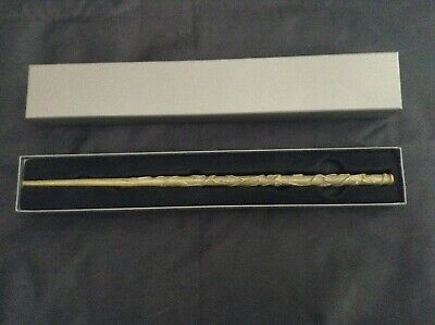 HARRY POTTER Hermione Granger Realistic Wand Wizarding World Universal Studios
