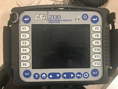 CSI 2130 MACHINERY HEALTH ANALYZER USB DRIVERS FOR WINDOWS XP