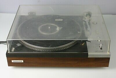 Pioneer PL-510A Direct Drive Stereo Turntable