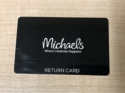 Michaels Gift Cards - Mail Delivery