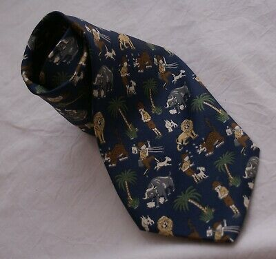 Cravate Tintin -Tintin Tie. Soie -Silk. Made In Italy. Citime-