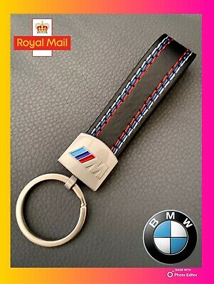 🌟Bmw🌟Genuine Solid Metal Double Sided Keyring