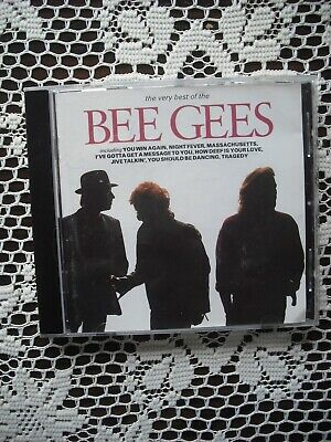 BEE GEES -The Very Best of the (1990) CD - 21 TRACKS