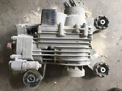VW Passat 3C Lift B7 2.0 TDI 4 Motion Differential Hinterachsgetriebe ZSB0525010
