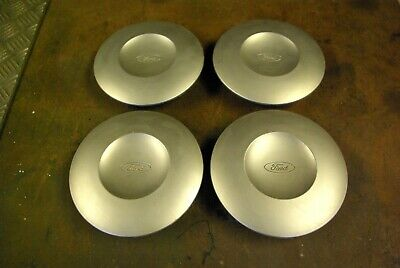GENUINE ORIGINAL FORD TRANSIT CONNECT CENTRE HUBCAP SET OF 4x