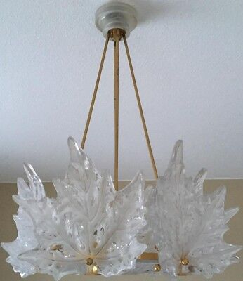 Lalique Champs Elysees Chandelier Lampe Gold Lalique Kristall Lampe Gold 1.Wahl