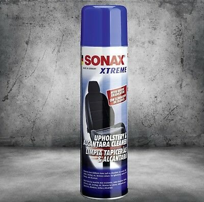 Sonax Xtreme Padding & Alcantara Cleaner 400ml Leather Cleanser 206300