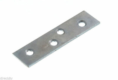 """8x 100 mm 4/"""" Tee plaques T Réparation Support Brace Joindre Support Fixation Rejoindre"""