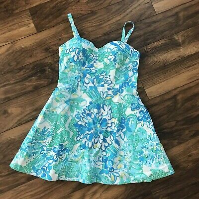 625c9886d3737b Women's Lilly Pulitzer Willow Dress Resort White In A Pinch Size 12