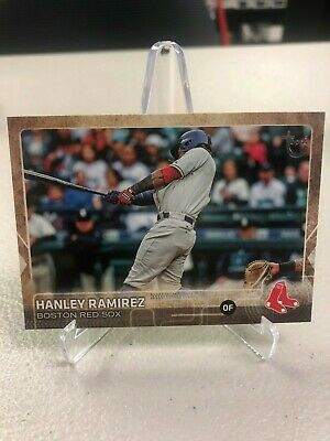 HANLEY RAMIREZ 2015 Topps Throwback Variation # 626