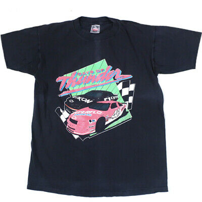 Vintage Days of Thunder Nascar racing race t-shirt 90s faded