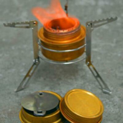 Outdoor Survival Camping Cooking Picnic  Alcohol Burner Spirit Stove  Picnic