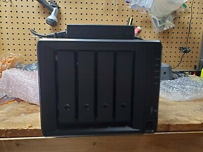 Synology 4 Bay NAS DiskStation DS918 Diskless w/ 8 GB Ram!