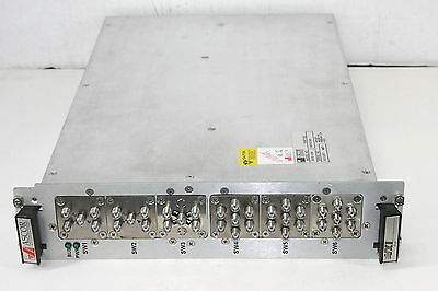 Ascor 3000-226 90400340 VXIbus Microwave Switching Module