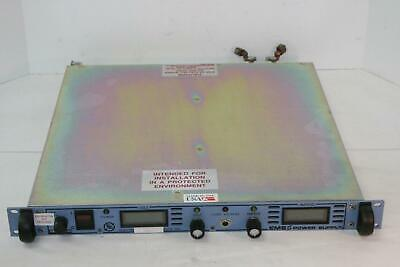 ELECTRONIC MEASUREMENTS EMSII 30-20-2-D Switch Mode AC to DC Power Supply
