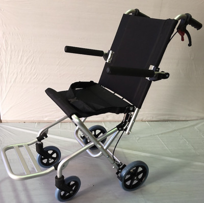 LIGHTEST foldable Aluminium Wheelchair on the market -GILANI ENGINEERING