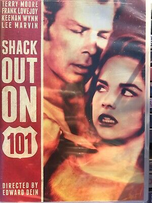 Shack Out On 101 New Dvd