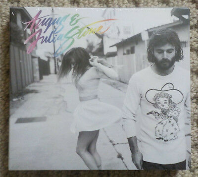 Angus & Julia Stone - Angus & Julia Stone (Deluxe Edition) - 2CD ALBUM [NEW]