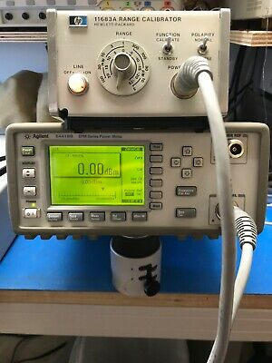 HP / Agilent / Keysight E4418B EPM Series RF Power Meter TESTED S/N GB39512945