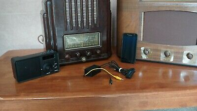 Bluetooth & AUX Adapter for your vintage valve tube radios - listen to anything!