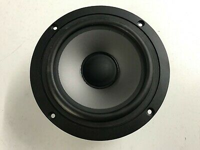 """1 x Acoustic Research 1210163-5 6-1/2"""" 8ohm Poly Cone Woofer Rubber Surround"""