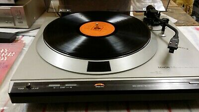 Vintage Denon direct drive record player /turntable model  DP-30L(S)