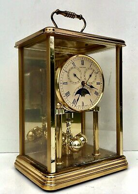 Hermle 400day Carriage Type Clock For Spares