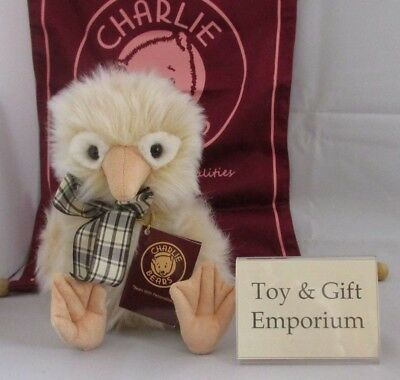 SPECIAL OFFER! 2018 Charlie Bears Easter Collection SCRAMBLES Duckling RRP £42