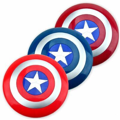 Avengers America Captain Shield With LED Light Flashing Marvel Creative Toy Gift