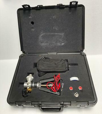Ametek Jofra Pressure Calibrator Set Apc Gauge (-0.91) To 35 Bar Capacity Uu