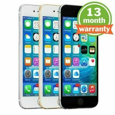 Apple iPhone 6 - UNLOCKED - 16/64/128GB - ALL COLOURS - Smartphone