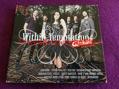Cd Within Temptation Rar | The Q-Music-Sessions | The Q Sessions | Import