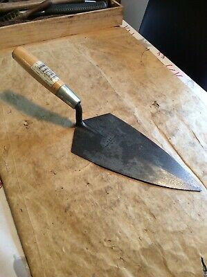 Marshalltown Brick Trowel - 19-10 - made in USA