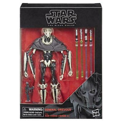 Star Wars The Black Series Revenge Of The General Grievous New Mint