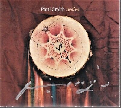 """SIGNED - """"Twelve"""" by Patti Smith"""