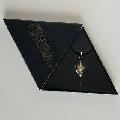 Fantastic Beasts The Crimes of Gridelwald The Noble Collection Necklace/Charm