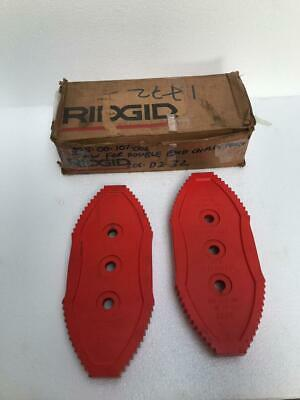 Ridgid 93090 Set Of Jaws For 3237 Chain Tong (1) -Free Shipping-