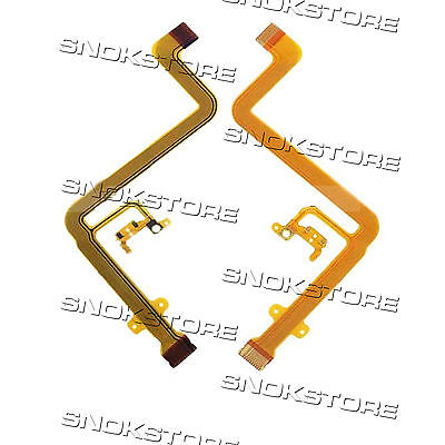 New LCD Flex Cable Cable Plano For Panasonic HDC-SD9 Gk SD9 Repair Part Video