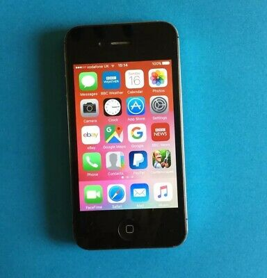 Apple iPhone 4s - 16GB - Black (Vodafone) A1387 In excellent condition