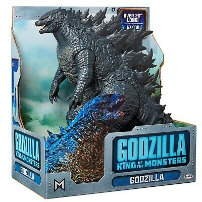 JAKKS PACIFIC GODZILLA 2019 MOVIE KING OF THE MONSTERS ACTION FIGURE free ship