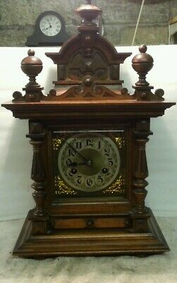 Antique bracket  / mantle clock