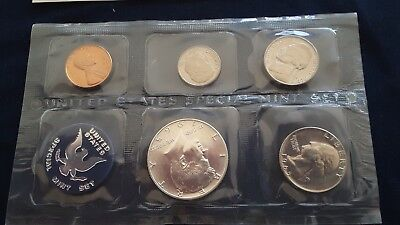 1965 SS US Treasury Department Special Mint Set Uncirculated w/COA & Envelope
