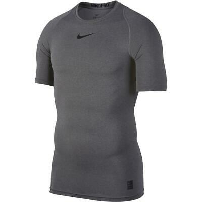 NIKE Men/'s Pro Cool Compression Training Tights NEW 859455 065 Gray Sz Small