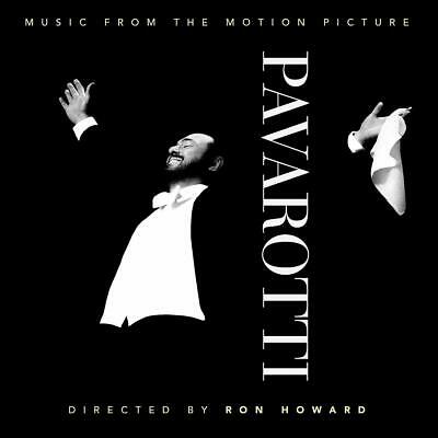Pavarotti Music from the Motion Picture CD NEW bono  andrea bocelli 028948348947