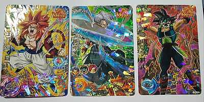 Carte Dragon Ball Z DBZ Dragon Ball Heroes God Mission Part SP #GDPJ-22 Promo