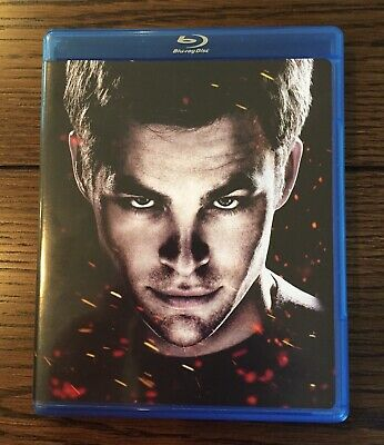 Star Trek Trilogy Collection Blu-ray All 3 Movies Like New (no digital)